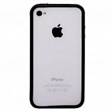 "Чехол-бампер Activ Melia для ""Apple iPhone 4/4S"" (black)"