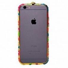 "Чехол-бампер Creative для ""Apple iPhone 6/6S"" (012) инкруст.стразами"